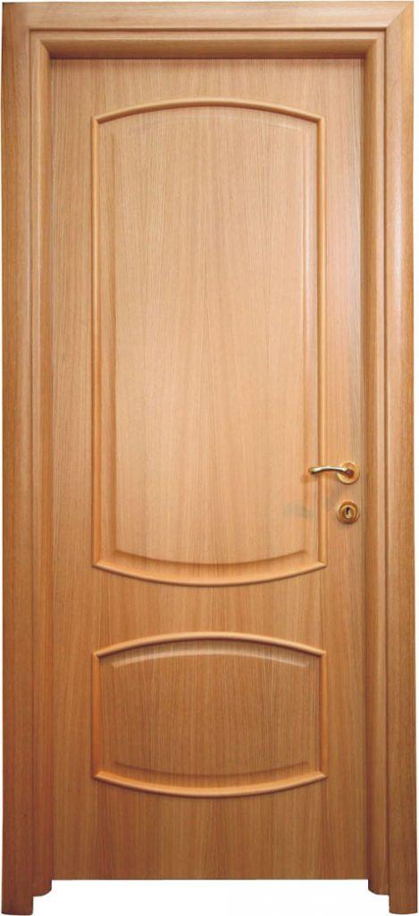 Usa de interior din lemn model A624