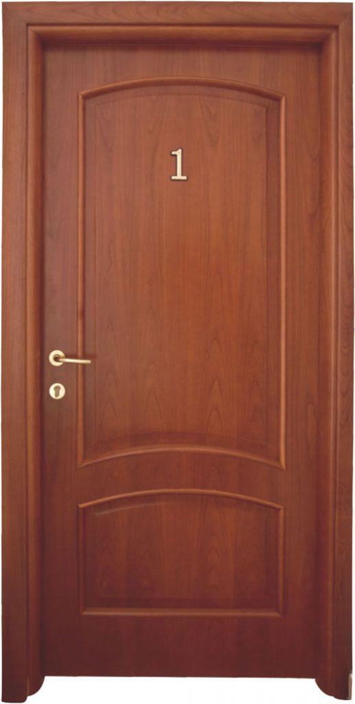 Usa de interior din lemn model A63