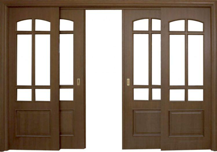 Usa de interior din lemn model ASP6R-4K