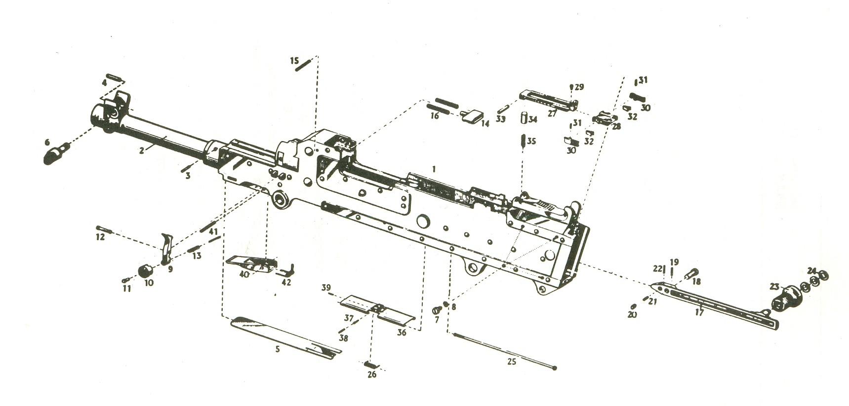 Fabriquer Une Replique De La Fn Mag 58