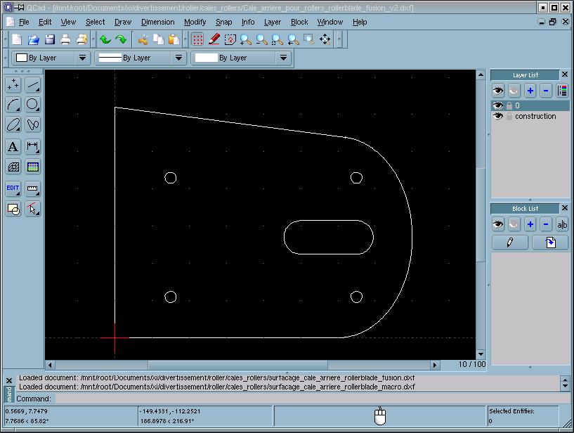 Generateur de Gcode gratuit  Usinages