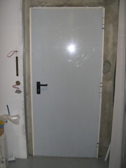 Fermeture Renforc Porte Atelier Usinages