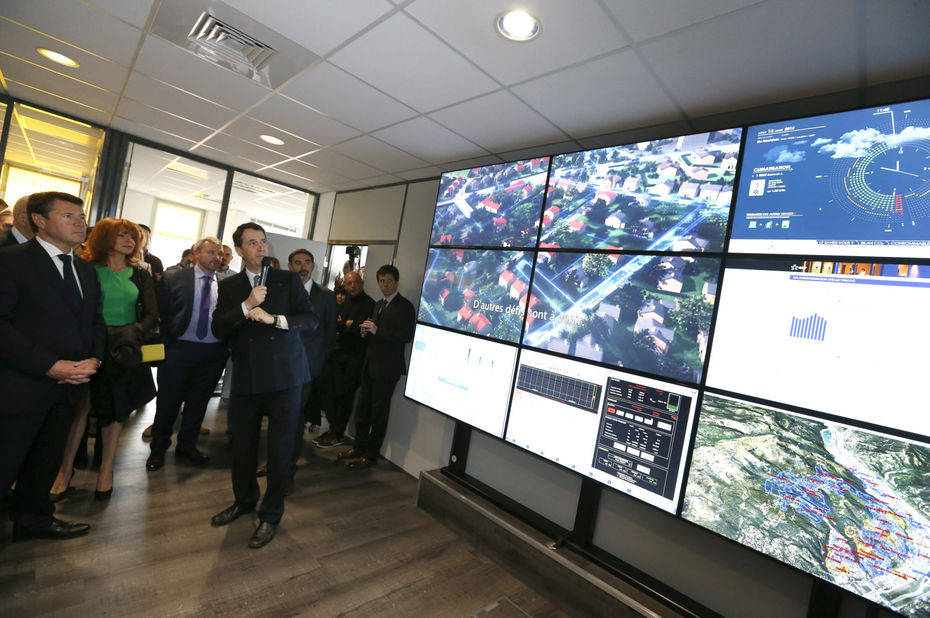 A Nice, le Smart city innovation center est plus qu'une vitrine technologique
