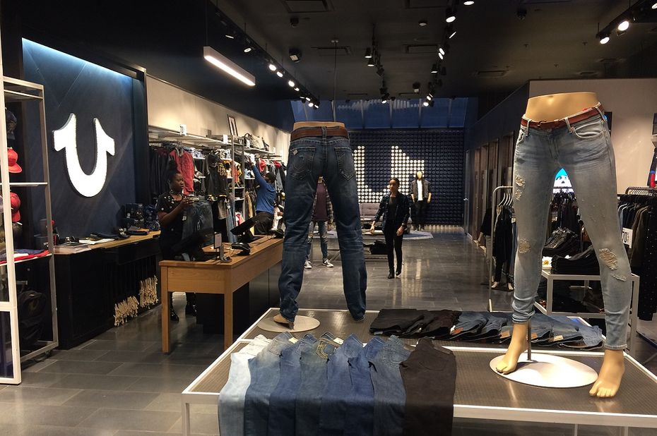 True Religion met l'Apple Watch au service de ses vendeurs