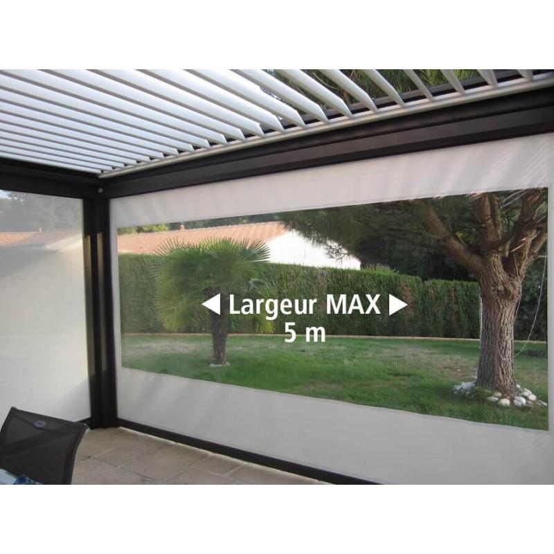 store screen cristal transparent