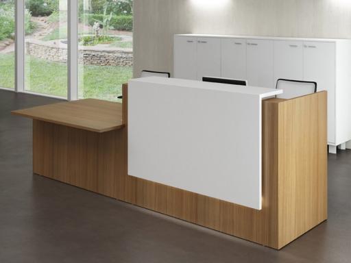 Bureau Daccueil Design