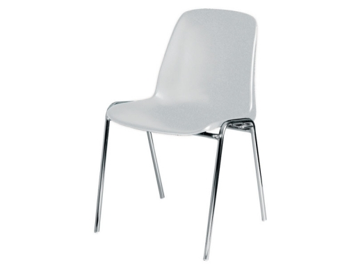 chaise d accueil shell pas cher