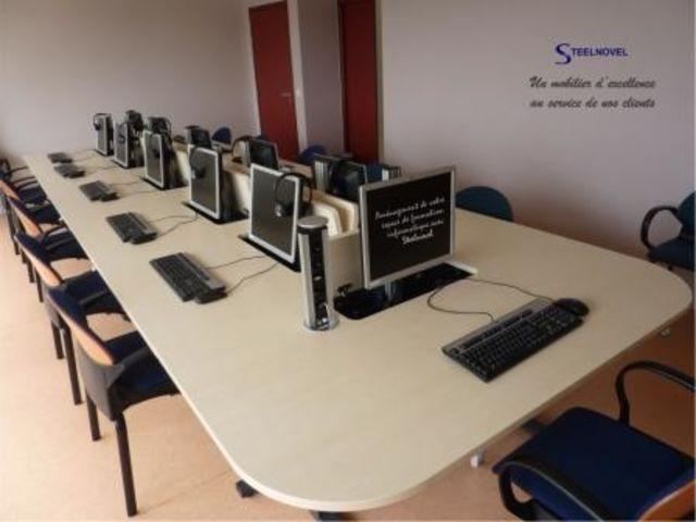 Amnagement Salle Multimdia Contact STEELNOVEL