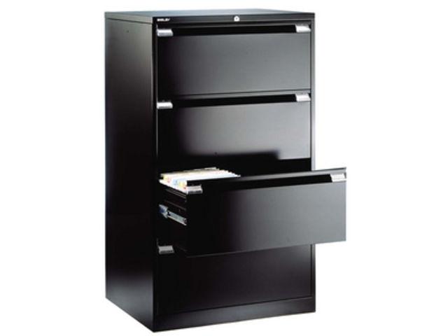 armoire 3 tiroirs 2 rails pour rangement de dossier suspendus