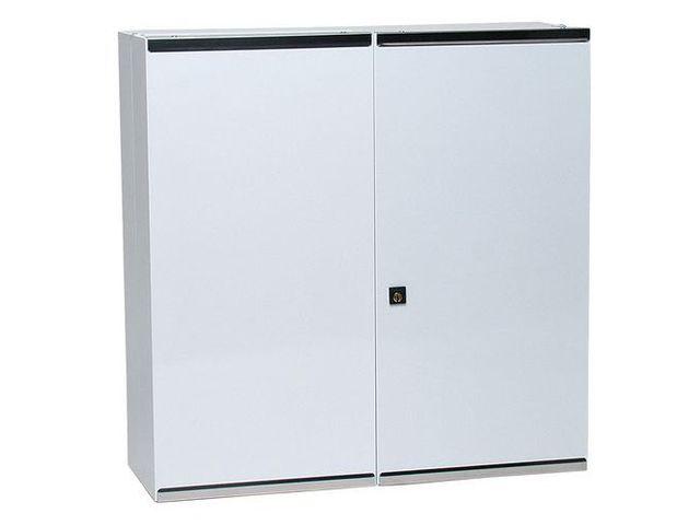 armoire a pharmacie grande capacite 2 portes de la marque manutan