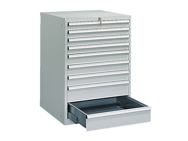armoire a tiroir industriel modele 9 tiroirs
