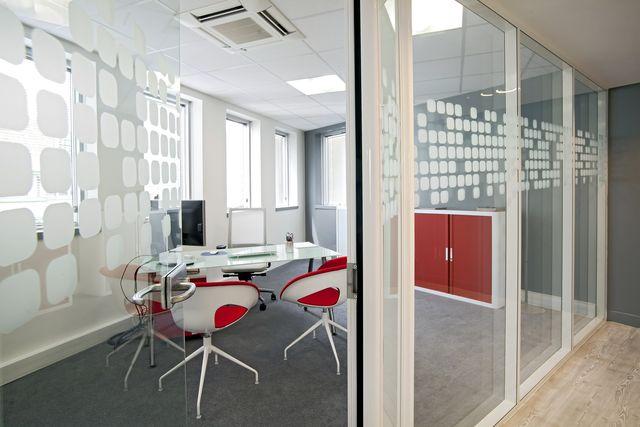 Pose De Cloisons Amovibles Contact EXTENSIA Design Amp Build