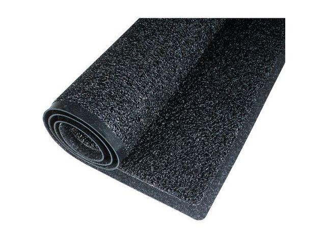 tapis boucle pvc usage intensif en rouleau