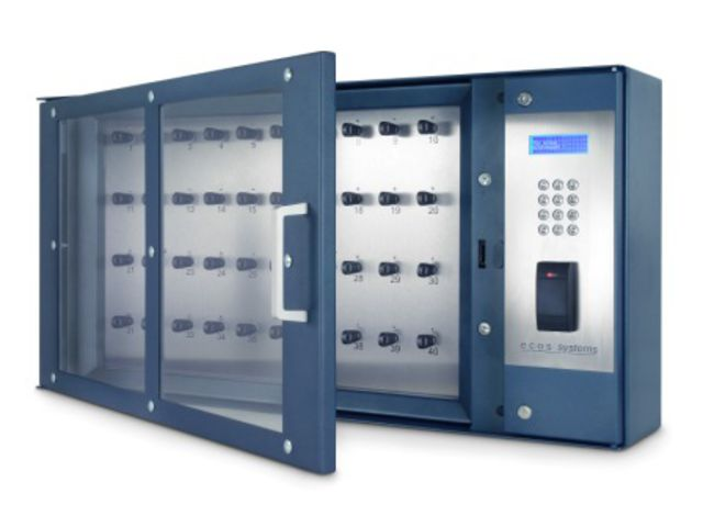 armoire electronique de gestion de cles ecos plus contact taneos ecos systems