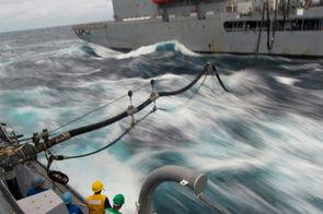 Refueling en mer