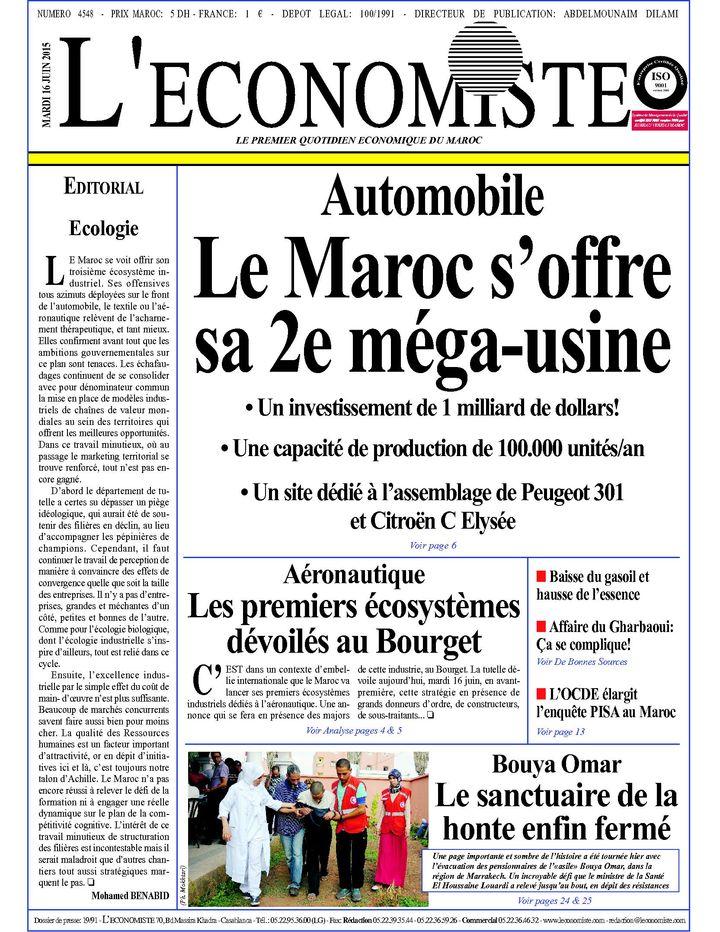 """Résultat de recherche d'images pour """"délocalisation des usines automobiles au Maghreb"""""""