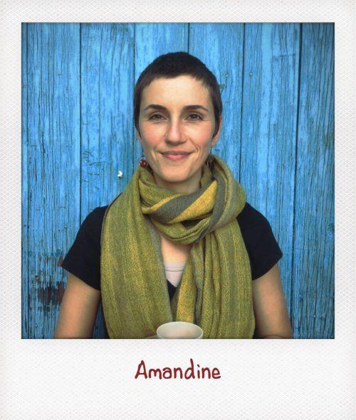 Amandine Chancel – chargée de développement