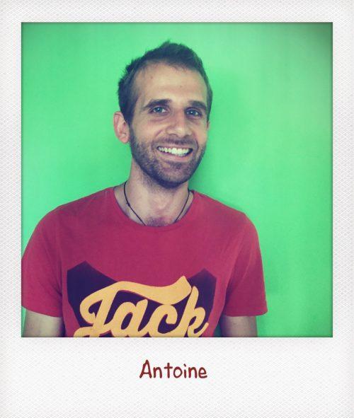 Antoine Sorez – Un torréfacteur à l'Usine