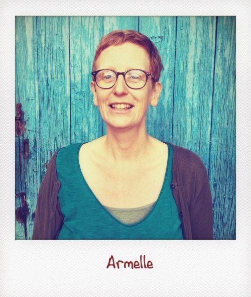 Armelle Tricot – Animatrice associative
