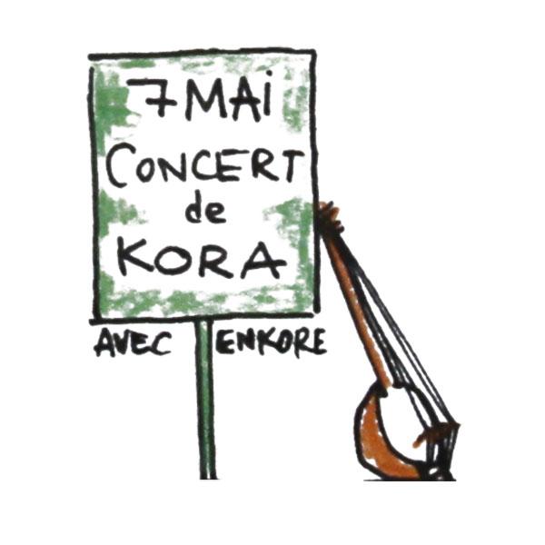 Concert de Kora