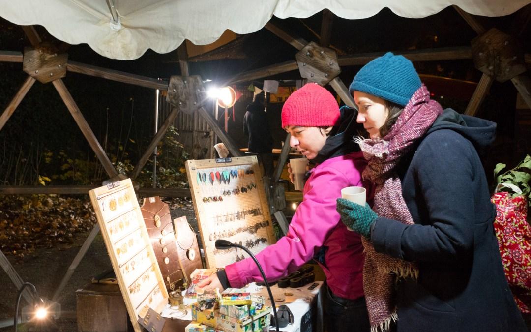 Retour sur le marché de Noël