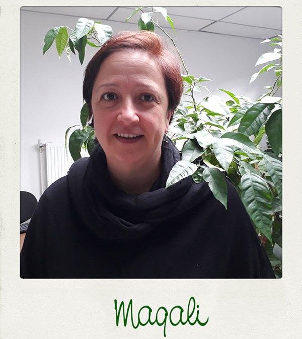 Magali Clauzonnier –  Coordinatrice/Formatrice