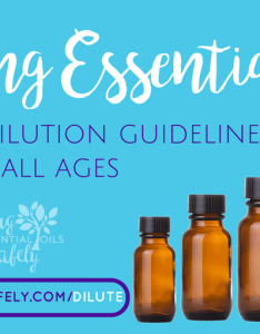 Diluting essential oils safely  safe dilution guidelines for all ages also rh usingeossafely