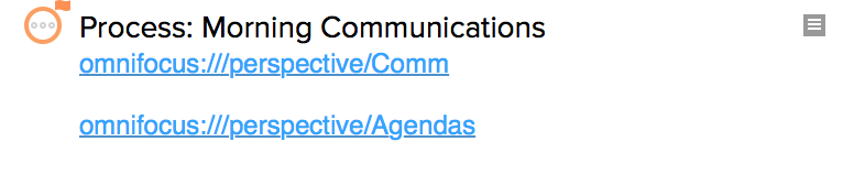 Link to Communications