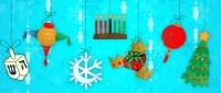 Image result for winter celebrations clip art