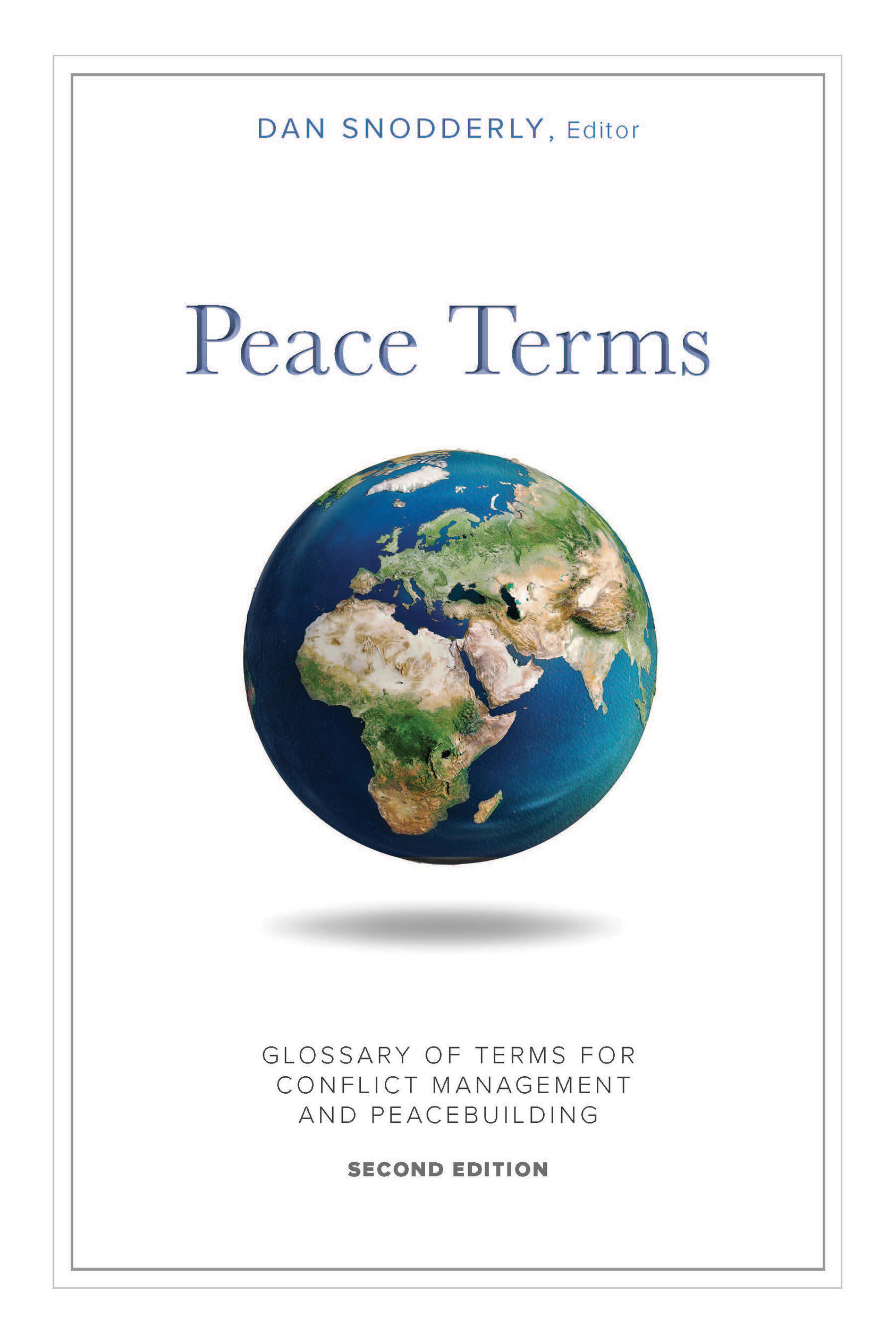 small resolution of glossary of terms for conflict management and peacebuilding united states institute of peace
