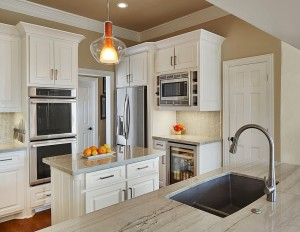kitchen remodel financing home depot lighting should you save up for a or take out loan