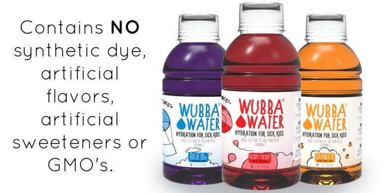 TomikaTalks Wubba Water