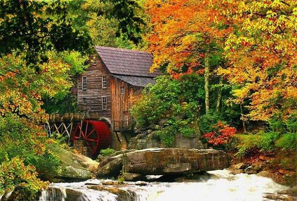 Early Fall Hd Wallpaper Autumn Wallpaper West Virginia Fact Amp Photo Gallery