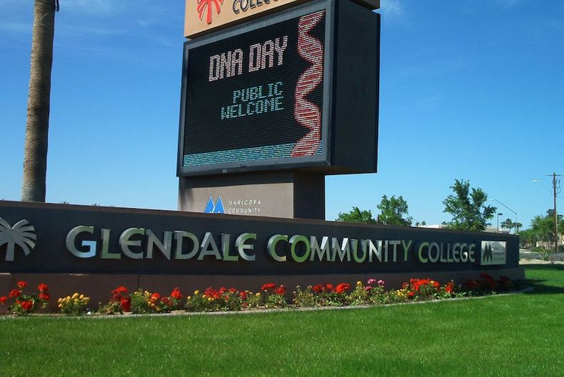 Glendale Community College AZ