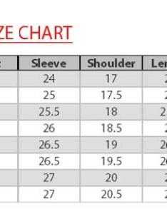 Us leather jacket men fashion size chart also charts for garments rh usleatherjackets