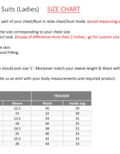 Ladies motorcycle jackets size chart also women custom leather rh usleatherjackets