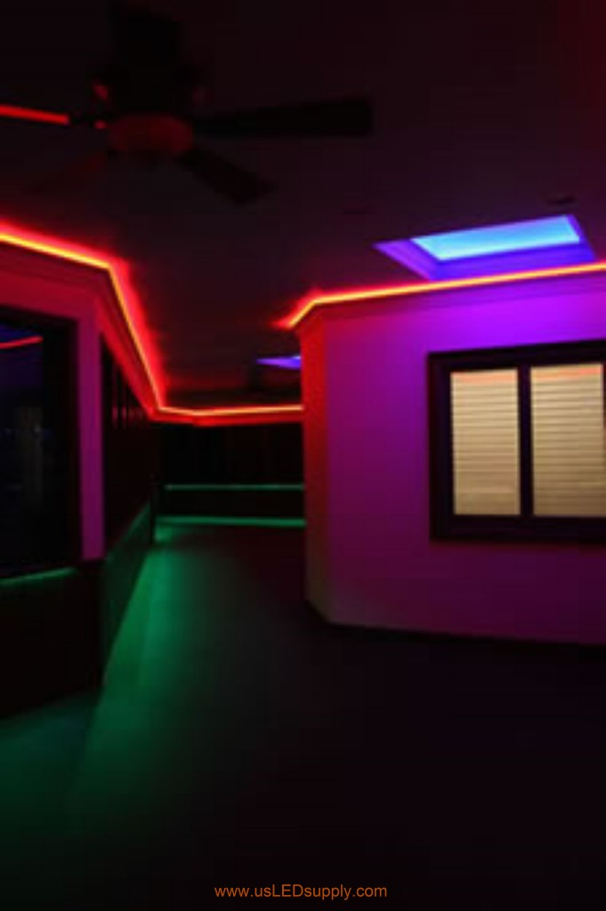 Wiring Diagram Together With Led Light Strip Lighting For Garage On