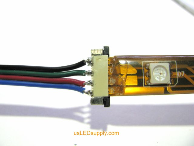 Wiring Led Strip Light On Ends Free Download Wiring Diagrams