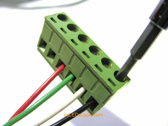 Wiring To The Terminals You Will Want To Securely Connect One 1 Wire