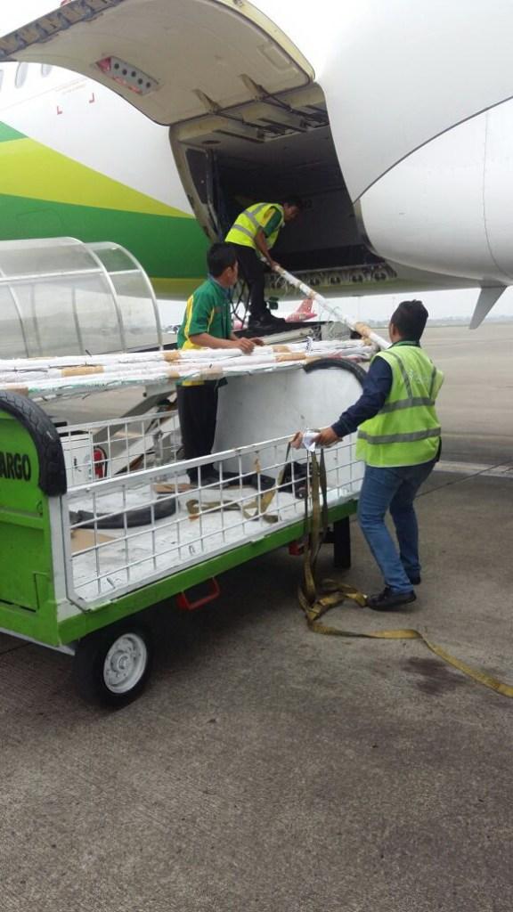 cargo udara di bandara soekarno hatta