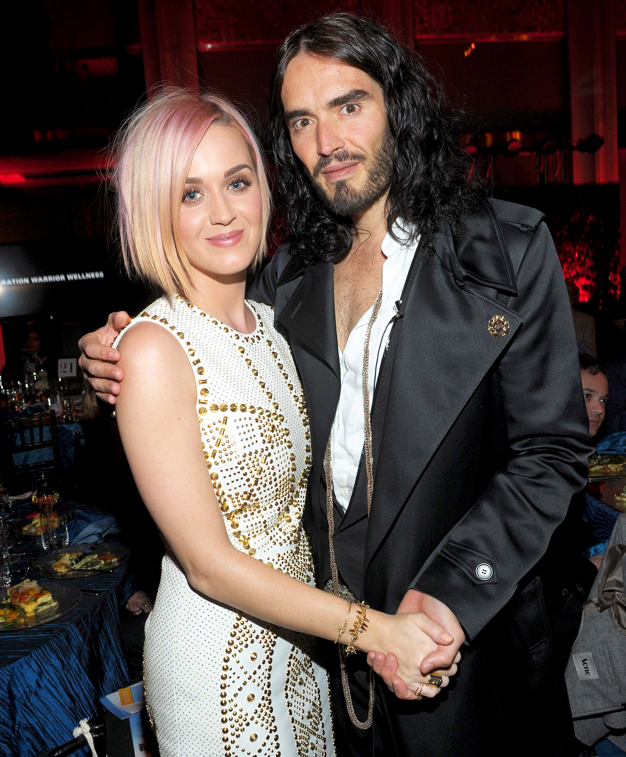 Russell brand and katy perry fight all time