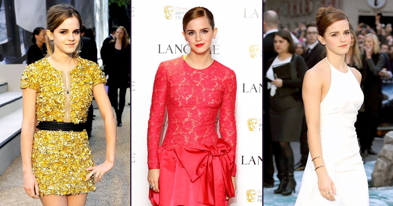 Birthday Girl Emma Watson's Hottest Red Carpet Looks