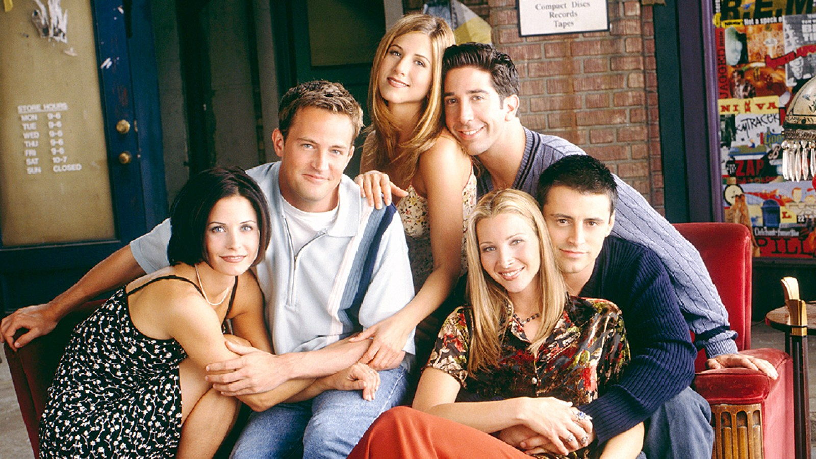 Friends' Stars: Then and Now!