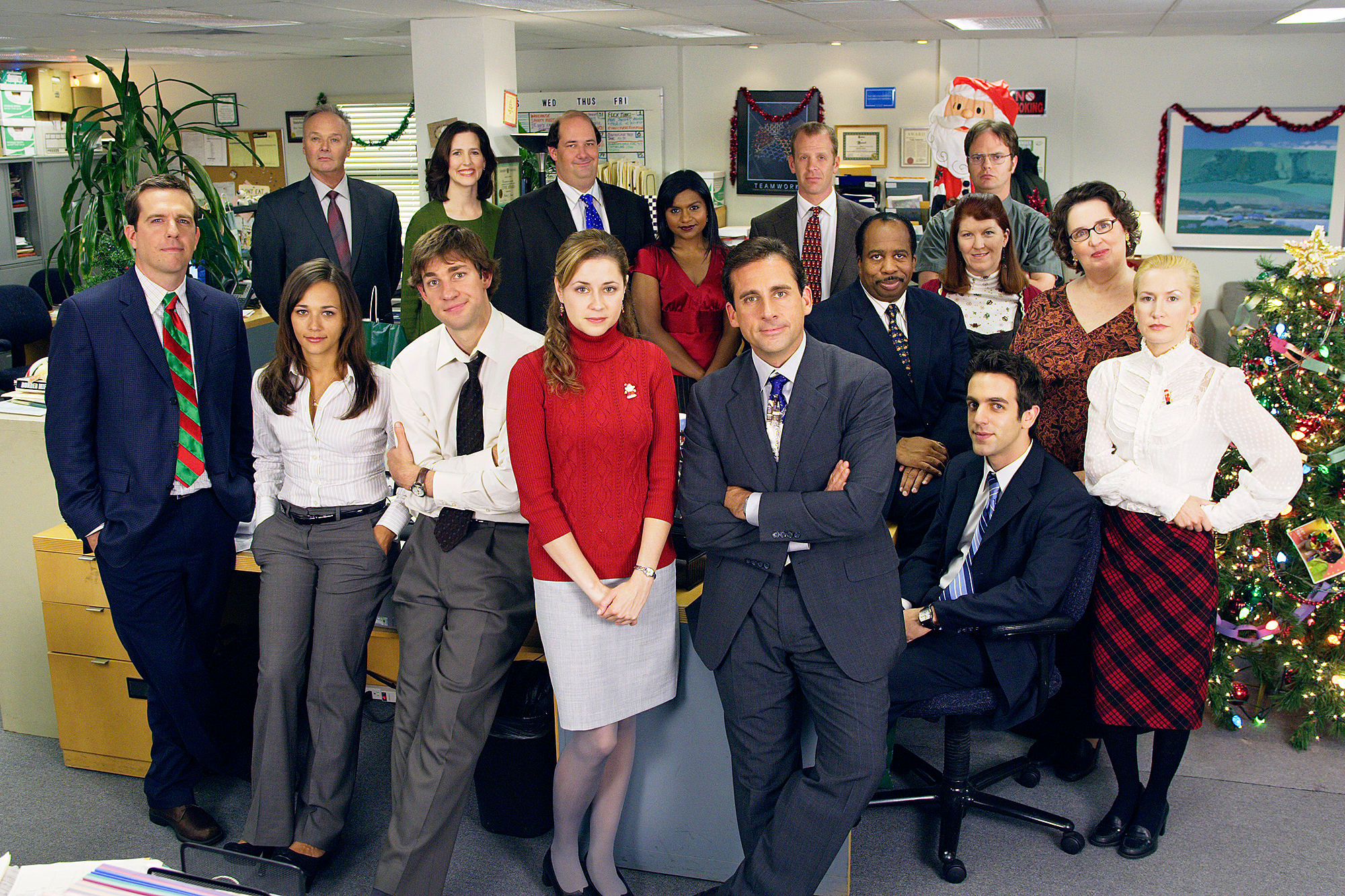 The Office: a revival is being considered