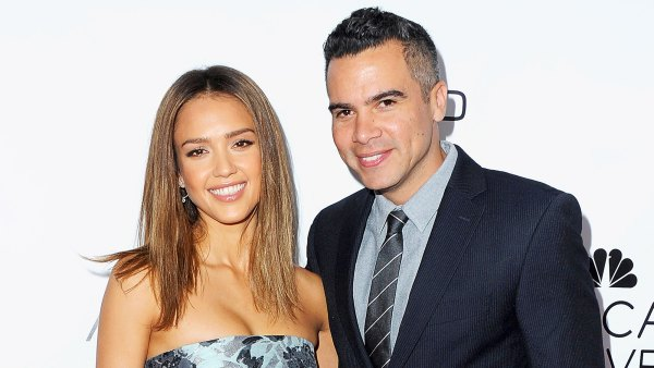 Jessica Alba and Cash Warren arrive at the 2015 March Of Dimes Celebration Of Babies in Beverly Hills, California.