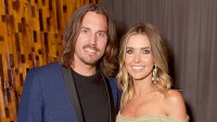 Audrina Patridge and Corey Bohan attend the LAPALME Magazine Spring Affair at The Room on March 18, 2016 in Los Angeles, California.