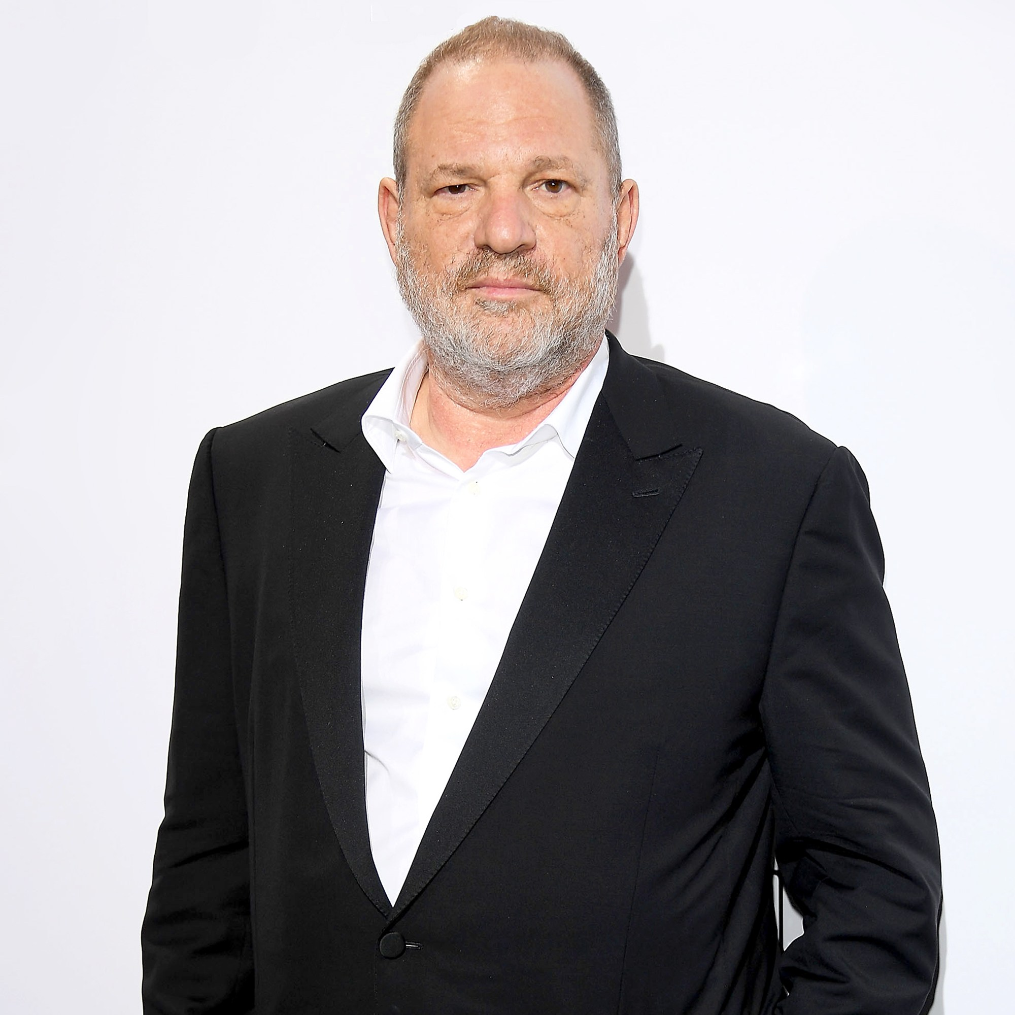 Harvey Weinstein during the 70th annual Cannes Film Festival at Hotel du Cap-Eden-Roc on May 23, 2017 in Cap d'Antibes, France.