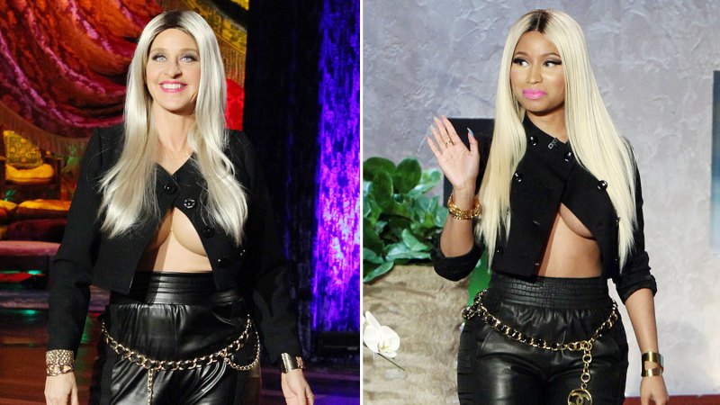 Most Outrageous Celebrity Halloween Costumes 34