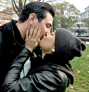 Janel-Parrish-Chris-Long engaged