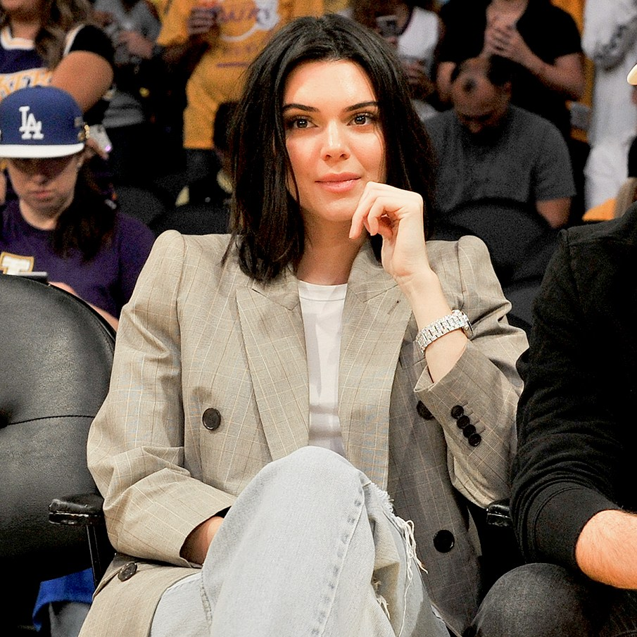 Kendall-Jenner-Attends-Blake-Griffin-Game